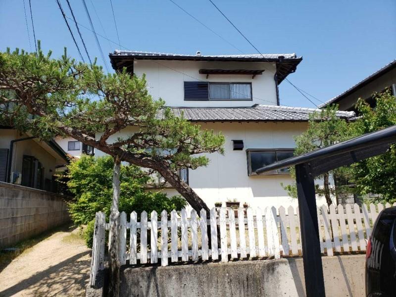 さぬき市Y様 外壁塗装 香川・徳島ホームサービス