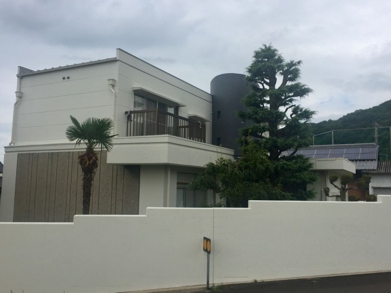 高松市I様 外壁塗装 香川・徳島ホームサービス