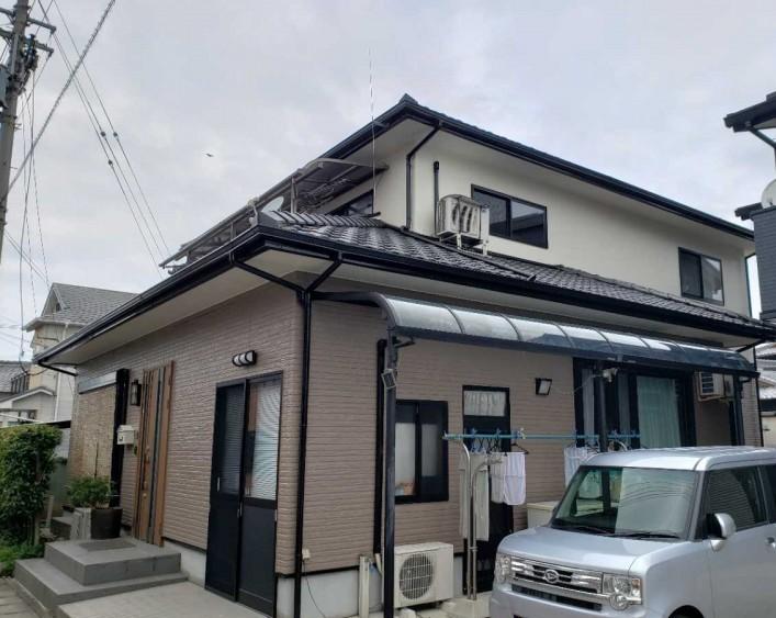 三豊市M様 外壁塗装 香川・徳島ホームサービス