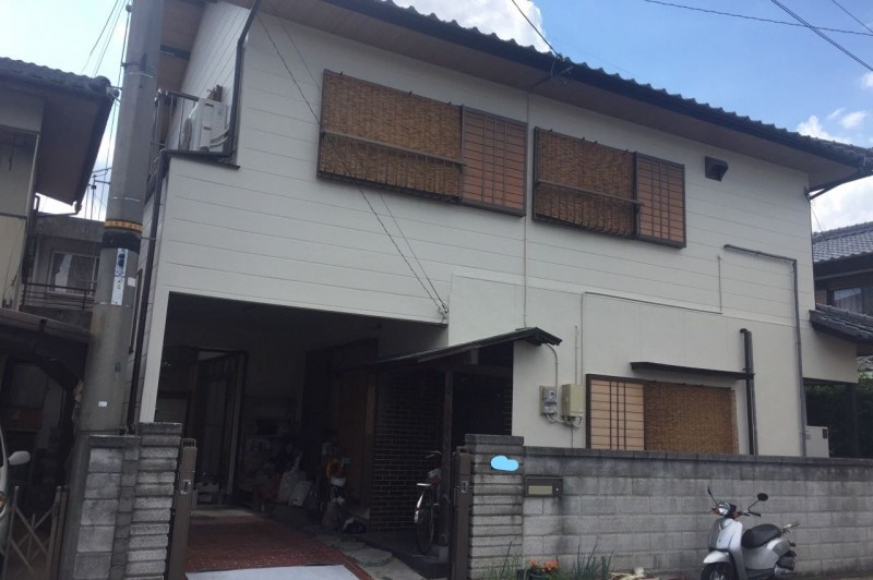 高松市N様 外壁塗装 香川・徳島ホームサービス