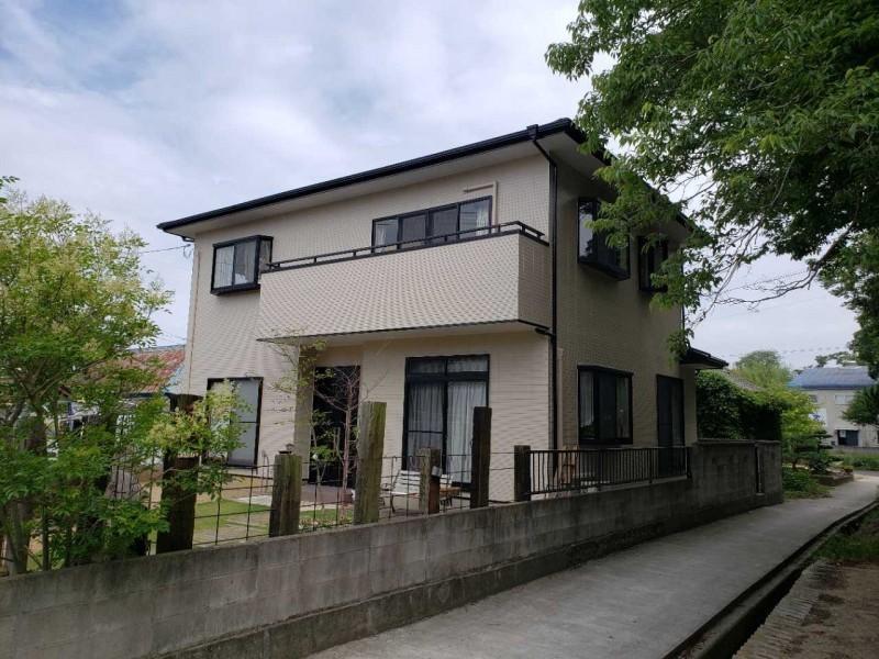 木田郡W様 外壁塗装 香川・徳島ホームサービス