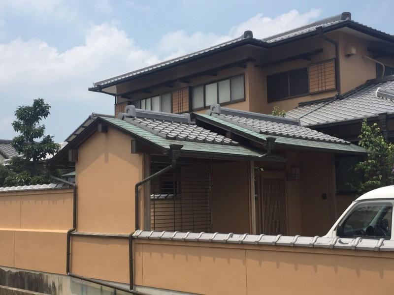 高松市T様 外壁塗装 香川・徳島ホームサービス