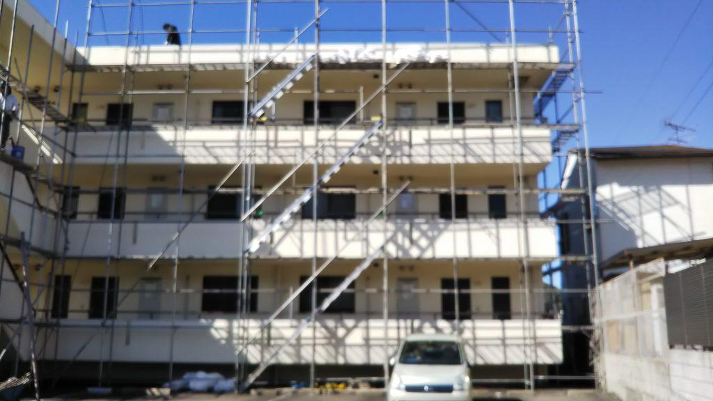 高松市 マンション 外壁塗装 香川・徳島ホームサービス