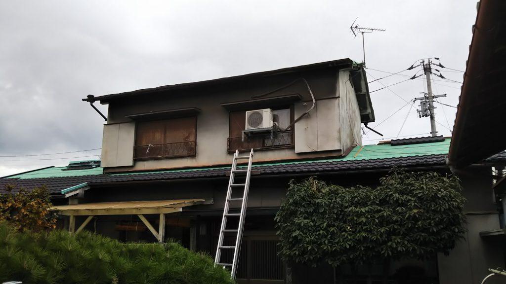 高松市 屋根葺き替え 香川・徳島ホームサービス