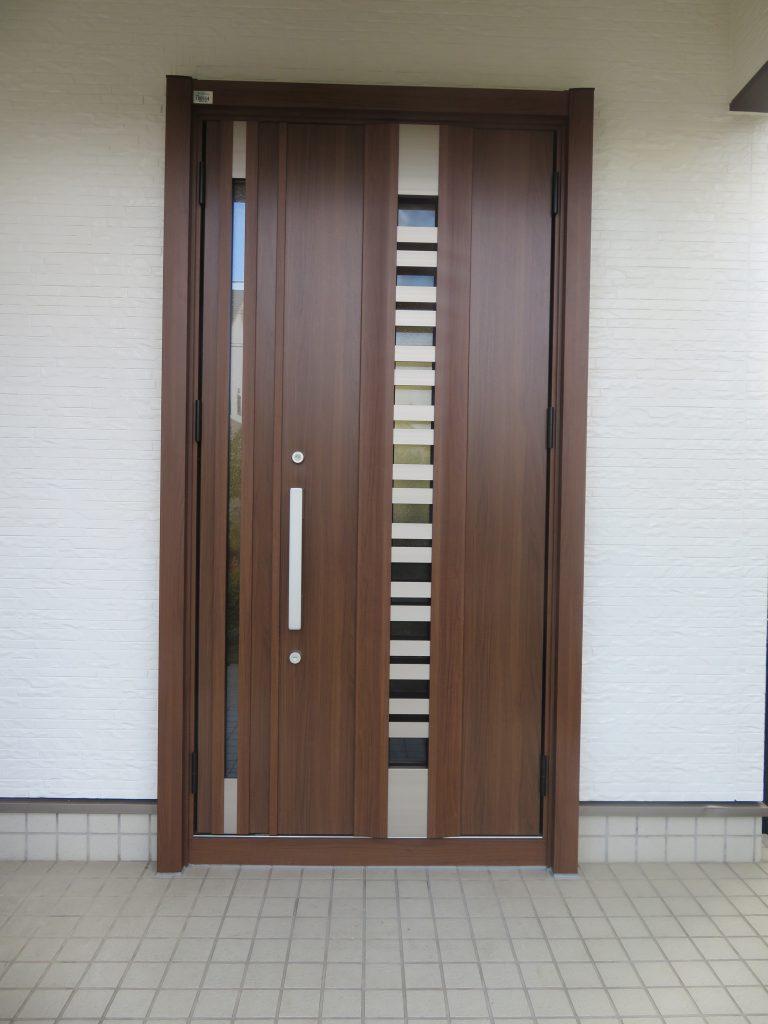 玄関ドアリフォーム 香川・徳島ホームサービス