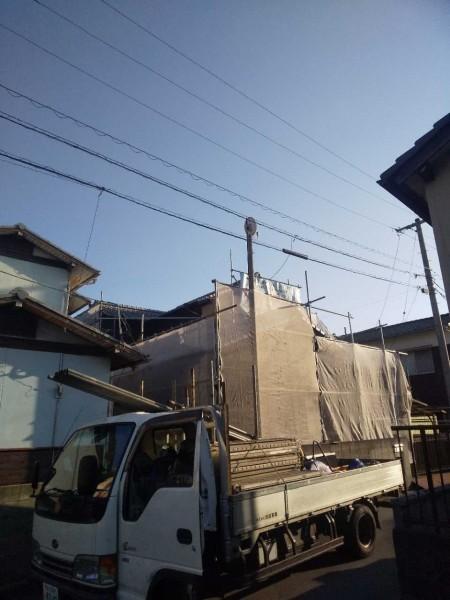 宇多津市K様 外壁塗装 香川・徳島ホームサービス