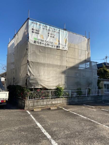 観音寺市M様 外壁塗装 香川・徳島ホームサービス