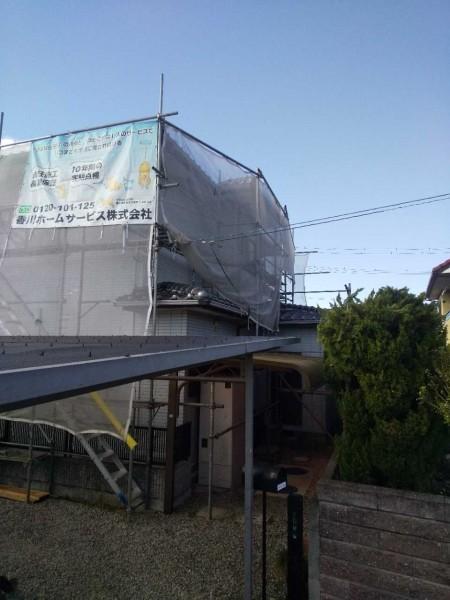 丸亀市M様 外壁塗装 香川・徳島ホームサービス