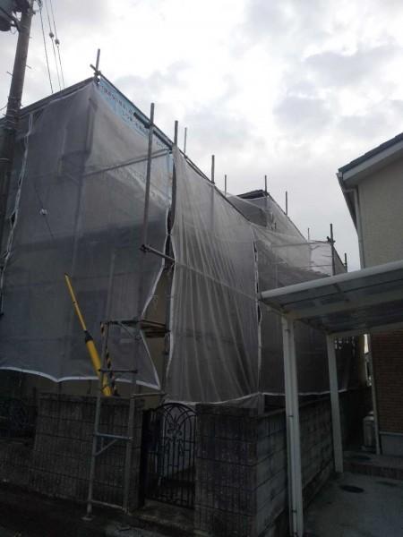丸亀市I様 外壁塗装 香川・徳島ホームサービス