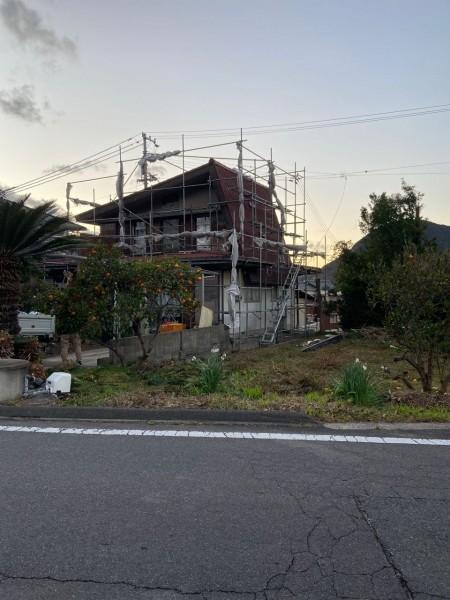 高松市K様 外壁 屋根塗装 香川・徳島ホームサービス